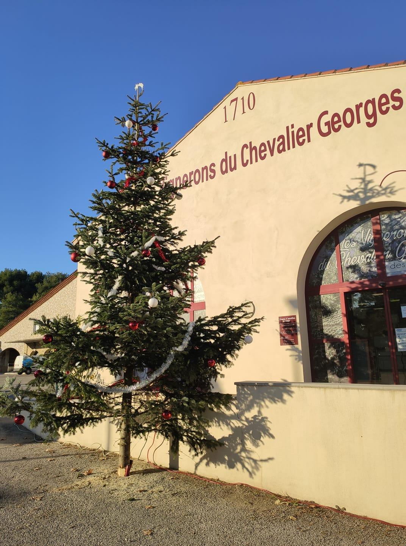 Ouverture du caveau dimanche 13 et 20 décembre de 9h à 14h !!!